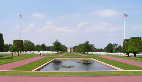 American Military Cemetery ...