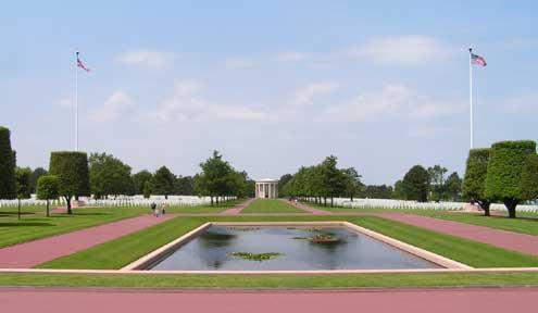 American Military Cemetery ...