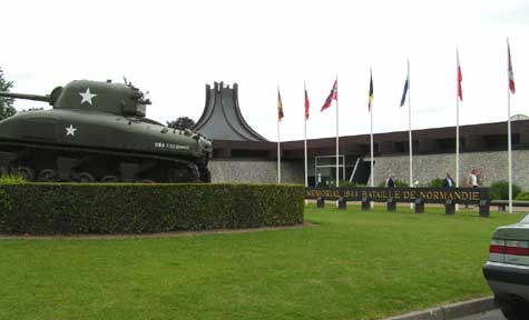 The following photos were all taken at the Musee Memorial de la Bataille de Normandie located in Bayeux.