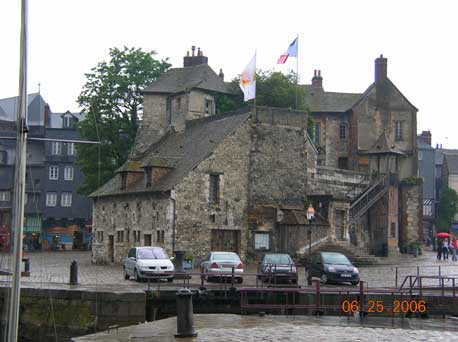 Honflleur, France