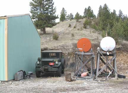 Montana – April 2007