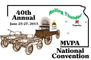2015 MVPA Convention – June 25-27 – Topeka, Kansas