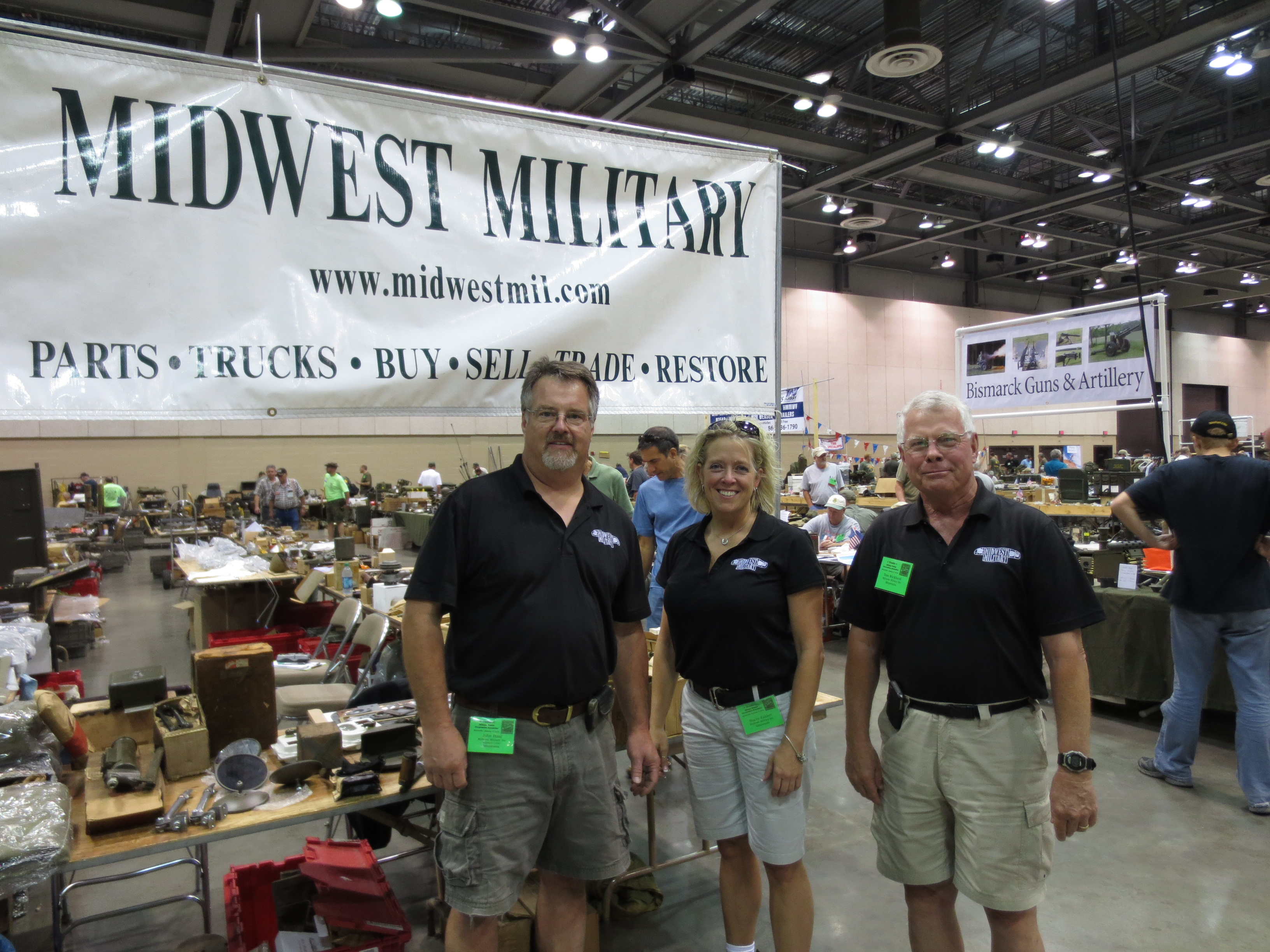MVPA Convention 2012 – Huntsville, Alabama