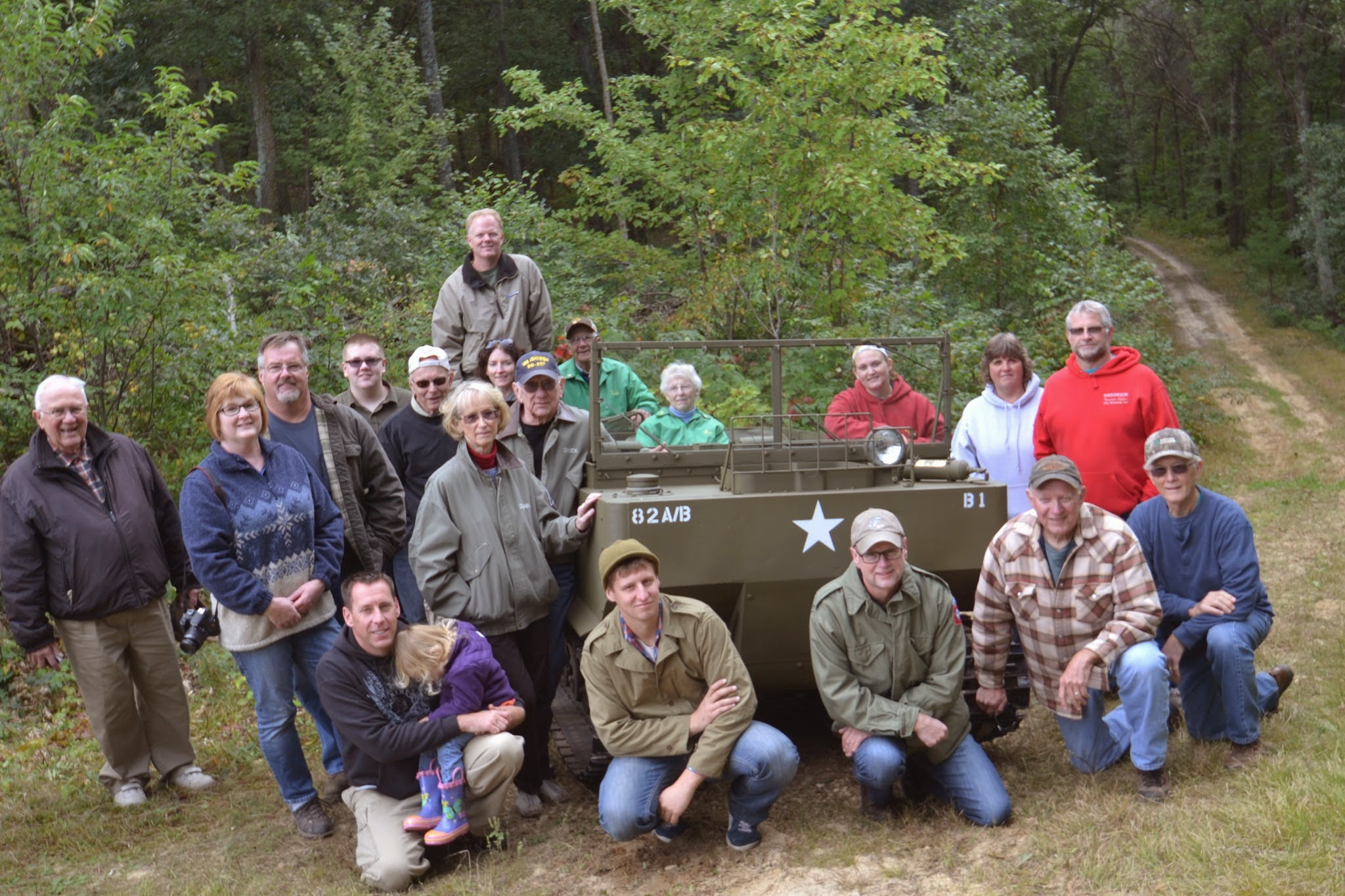 7th Annual Pine Patrol – September 2014