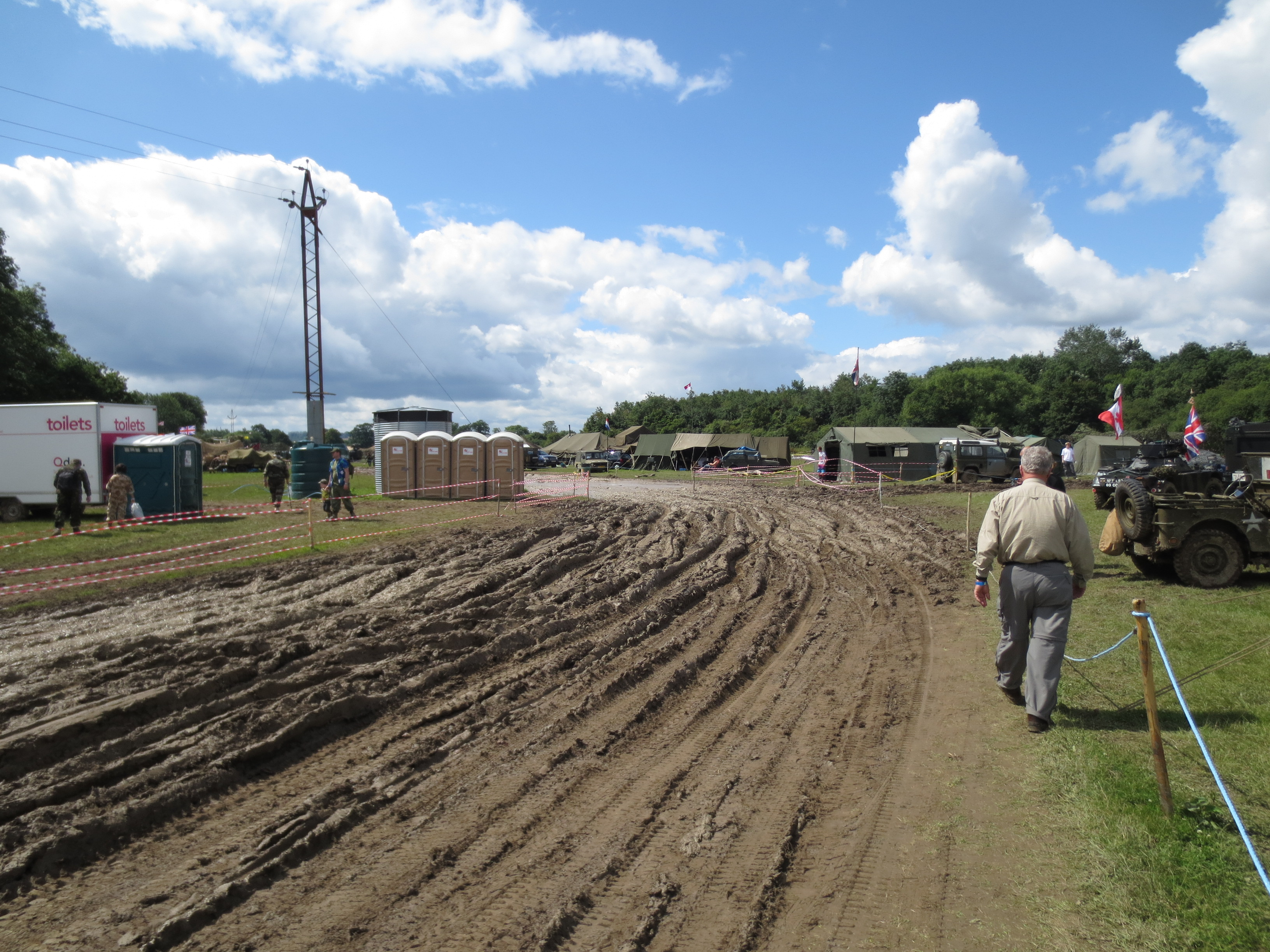 The War and Peace Show – July 2012 – Beltring, UK