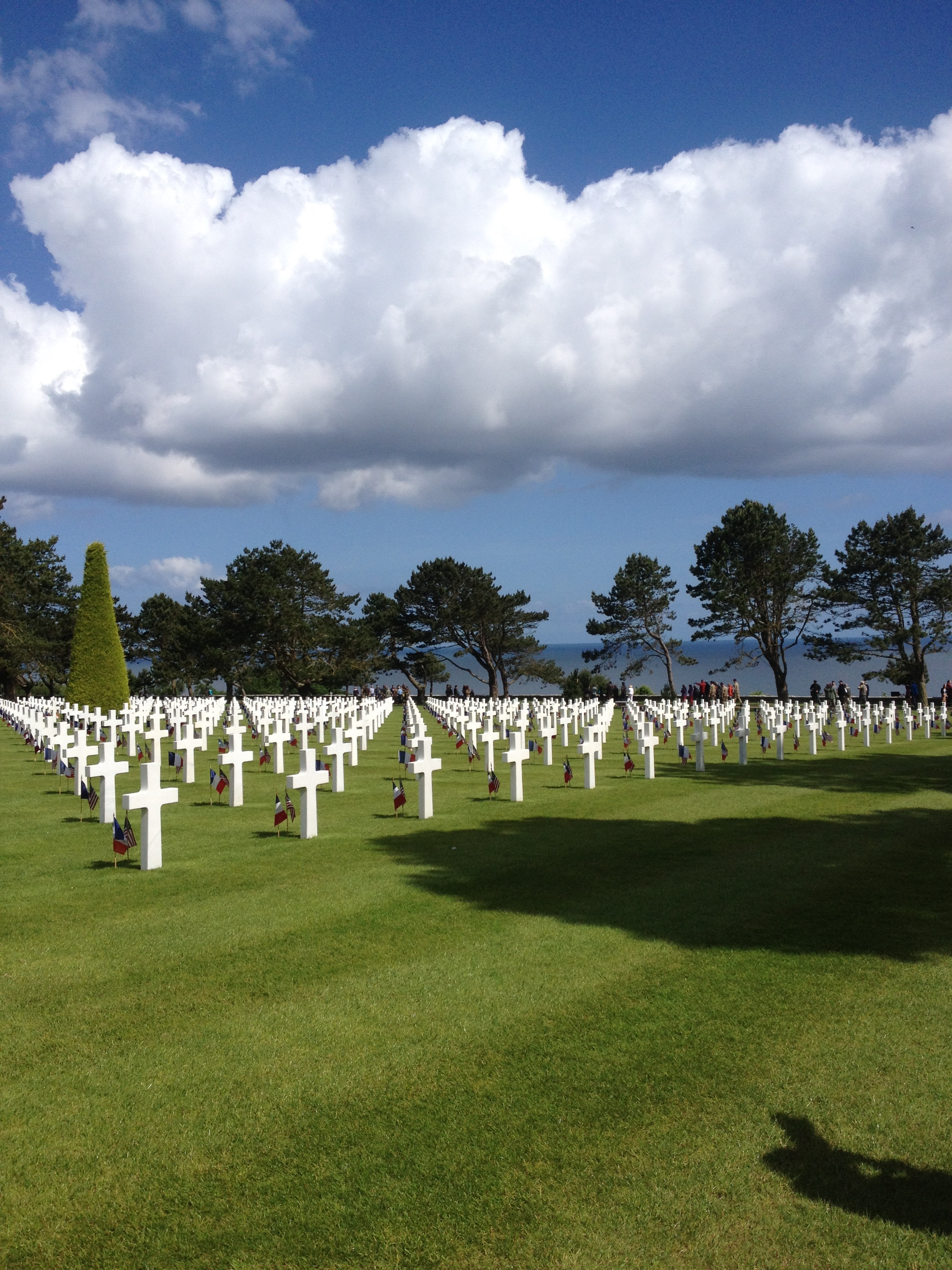 D-Day 70th Anniversary Trip to France