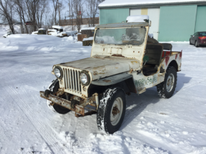 Midwest Military – WWII KOREAN DODGE JEEP VEHICLE PARTS